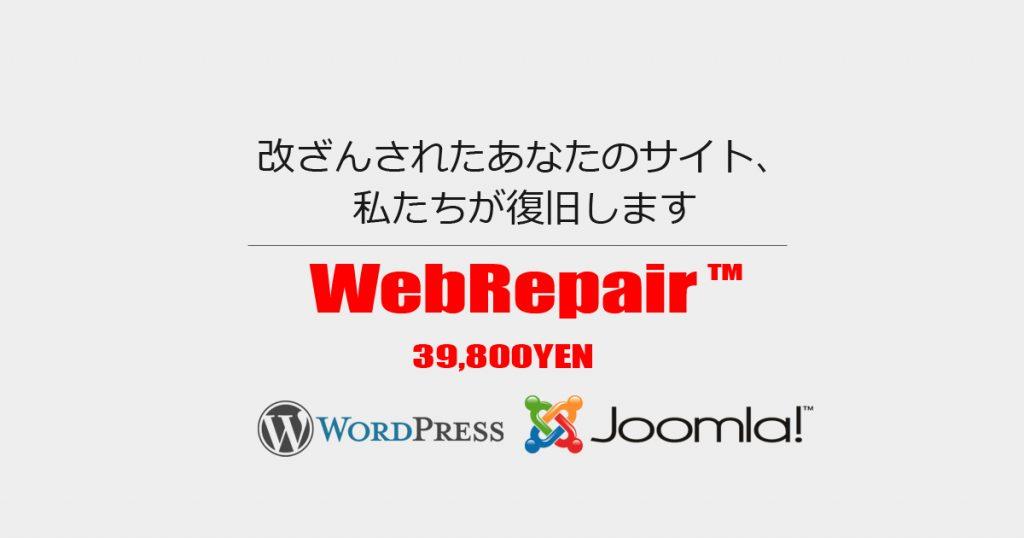 webrepair